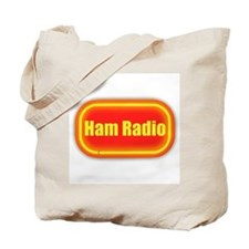 Ham Radio (retro look) Tote Bag
