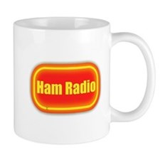 Ham Radio (retro look) Mug