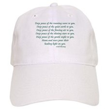 Deep Peace Baseball Cap