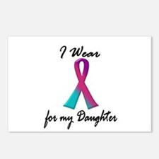 Thyroid Ribbon 1 (Daughter) Postcards (Package of