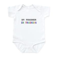 It Trainer In Training Infant Bodysuit