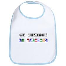 It Trainer In Training Bib