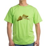 Funky Fortune 6 Green T-Shirt