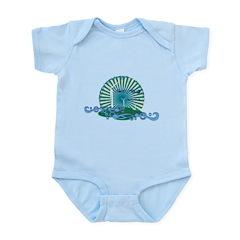 Wind Field Infant Bodysuit