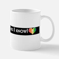 Pride Jesus License Plate 2 Mugs