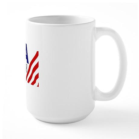 Obama Nunn 2008 Large Mug