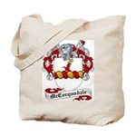 McCorquodale Family Crest Tote Bag