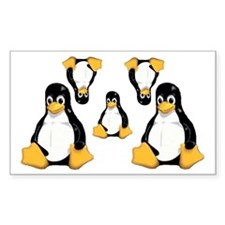 TUX Decal