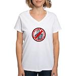 FBI WMD Unit Women's V-Neck T-Shirt