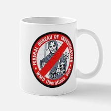 FBI WMD Unit Mug