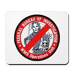 FBI WMD Unit Mousepad