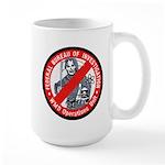 FBI WMD Unit Large Mug