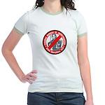 FBI WMD Unit Jr. Ringer T-Shirt