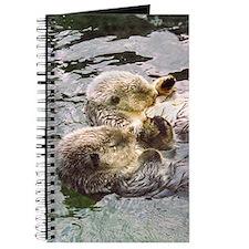 Sea Otter Love Journal