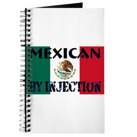 Mexican by Injection Journal