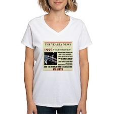 born in 1995 birthday gift Shirt