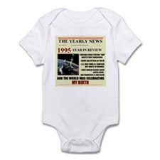 born in 1995 birthday gift Onesie