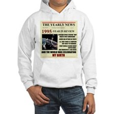 born in 1995 birthday gift Hoodie