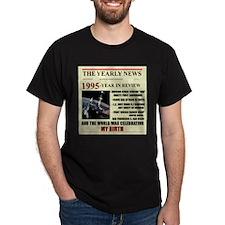 born in 1995 birthday gift T-Shirt