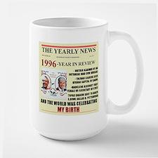 born in 1996 birthday gift Mug