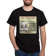 born in 1996 birthday gift T-Shirt