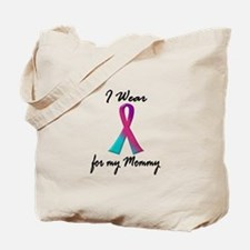 Thyroid Ribbon 1 (Mommy) Tote Bag