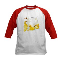 Duck and Ducklings (Front) Tee