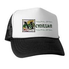 McMillan Celtic Dragon Trucker Hat