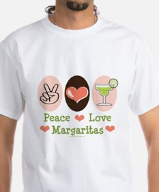 Peace Love Margarita Shirt