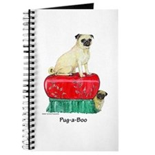 Pug-a-Boo Pug Journal