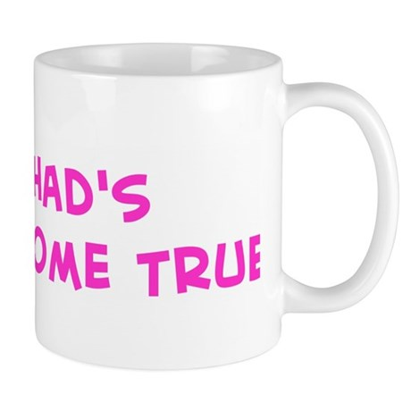 I'm Chad's Dream Come True Mug