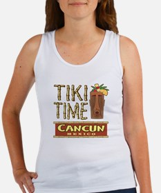 Cancun Tiki Time - Women's Tank Top