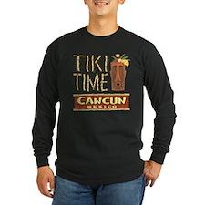Cancun Tiki Time - T