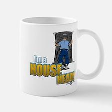 Old School House Mug