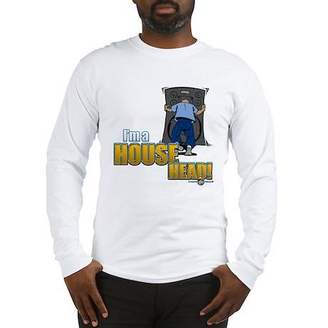 Old School House Long Sleeve T-Shirt