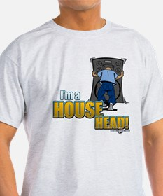 Old School House T-Shirt