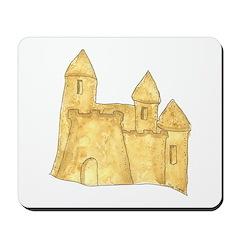 Sandcastle Mousepad