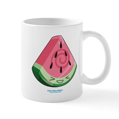 Kawaii Water Melon Slice Mug