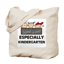 Kindergarten is Cool Tote Bag