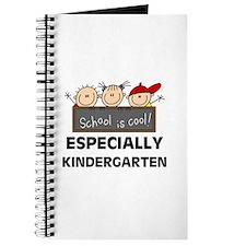 Kindergarten is Cool Journal