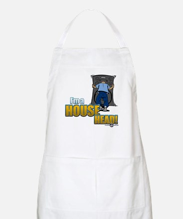 Old School House BBQ Apron
