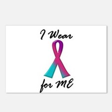 Thyroid Ribbon 1 (ME) Postcards (Package of 8)