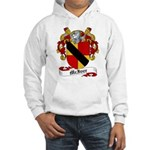 McIver Family Crest Hooded Sweatshirt