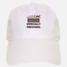 Preschool is Cool Baseball Baseball Cap