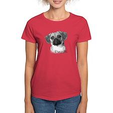 Perfect Puggle Portrait Tee