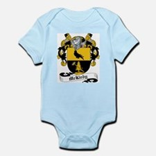 McKirdy Family Crest Infant Creeper