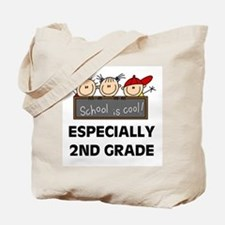 2nd Grade is Cool Tote Bag