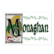 Monaghan Celtic Dragon Postcards (Package of 8)
