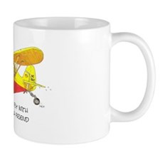 Fly With A Friend Small Small Mug