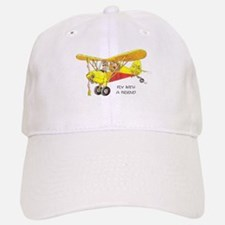 Fly With A Friend Baseball Baseball Cap